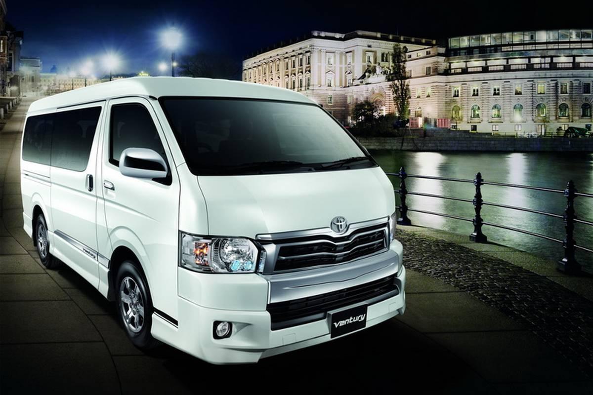 4156f8fffd9ce7 toyota hiace 10 str vip van export car from thailand - HD 1200×800