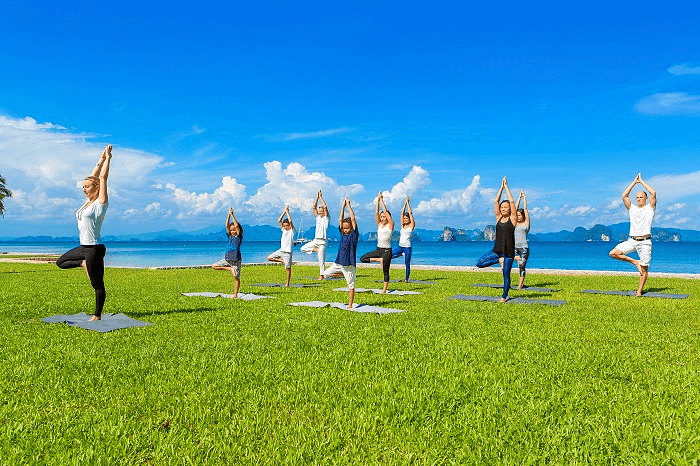 Phuket Yoga Classes