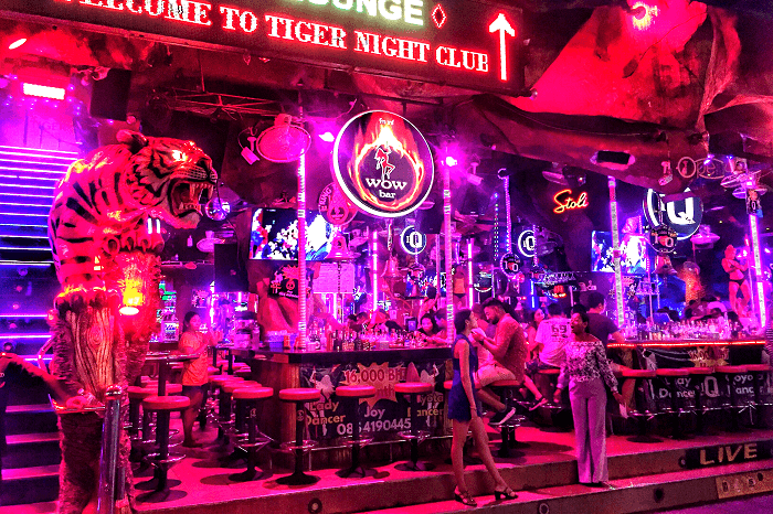 Bangla Road, Patong Beach