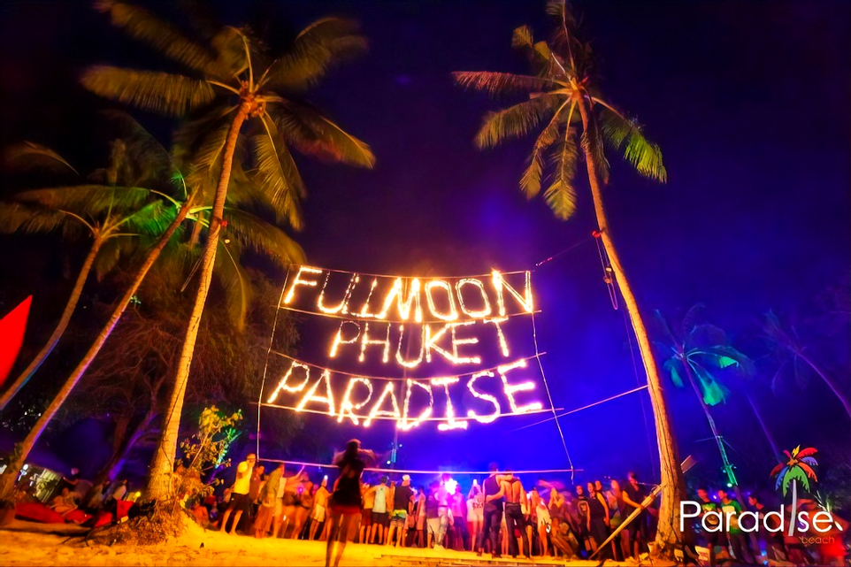 Paradise Full Moon Party