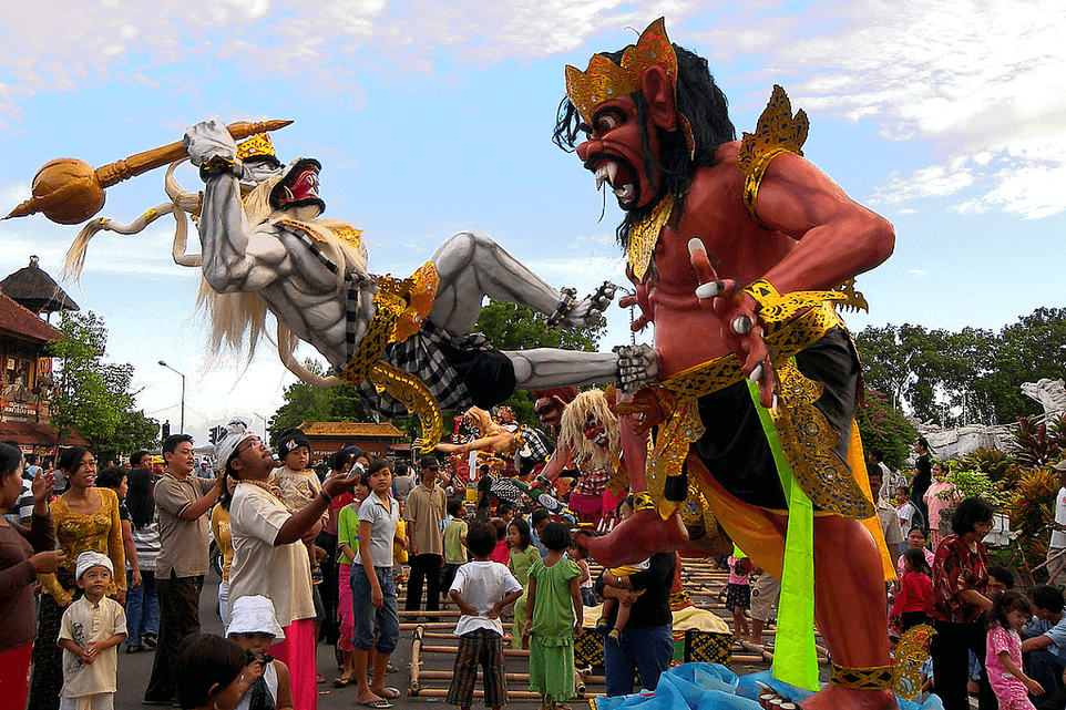 The Bali Arts Festival 2017