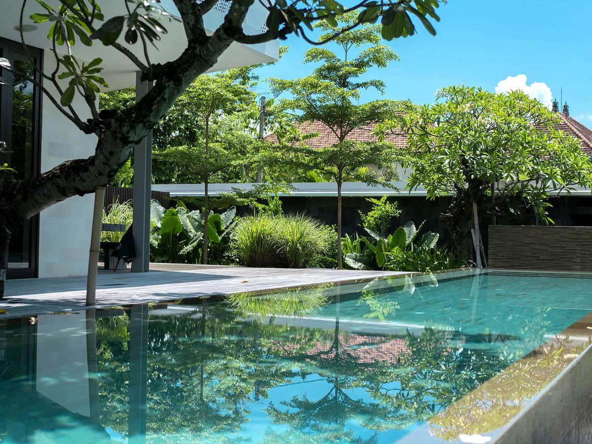 Villa Issi 4 Bedroom Villa For Rent At Seminyak Bali Indonesia