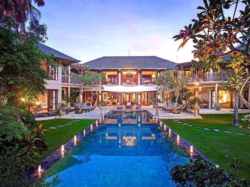 Villa Avalon Estate Bali 1