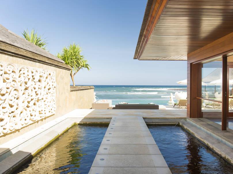 Villa Bayu Gita Beach 6 Bedroom Villa For Rent At Sanur Bali Indonesia