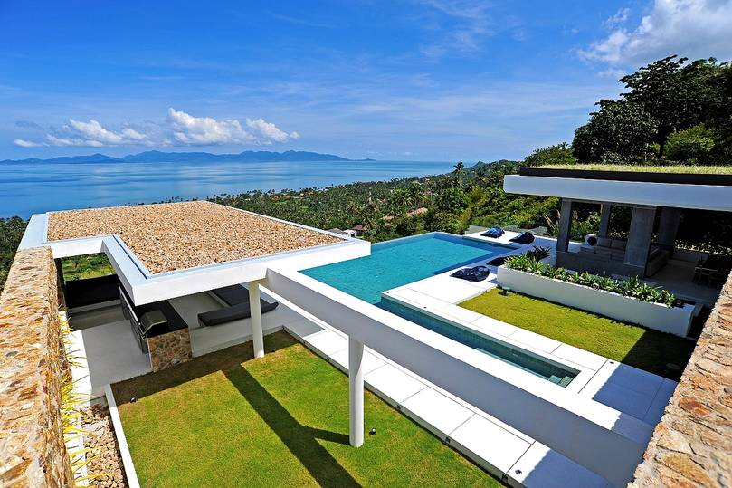 Villa Blue View Samui