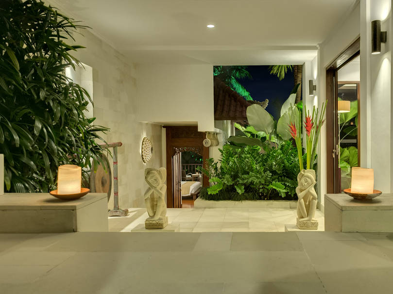 Villa Damai 3 Bedroom Villa For Rent At Canggu Bali Indonesia