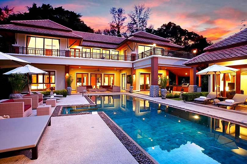 Villa Laguna Waters Phuket 1