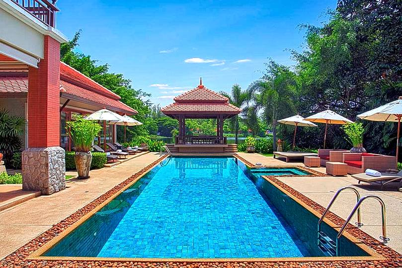 Villa Laguna Waters Phuket 4