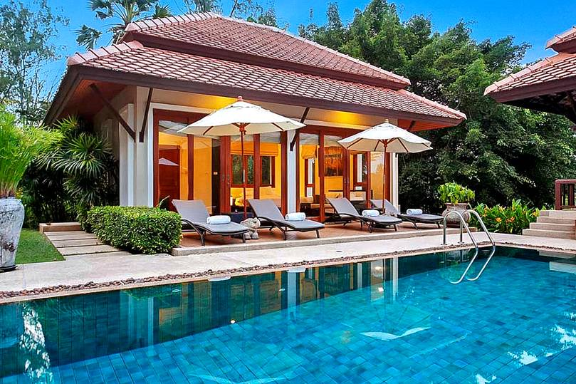 Villa Laguna Waters Phuket 5