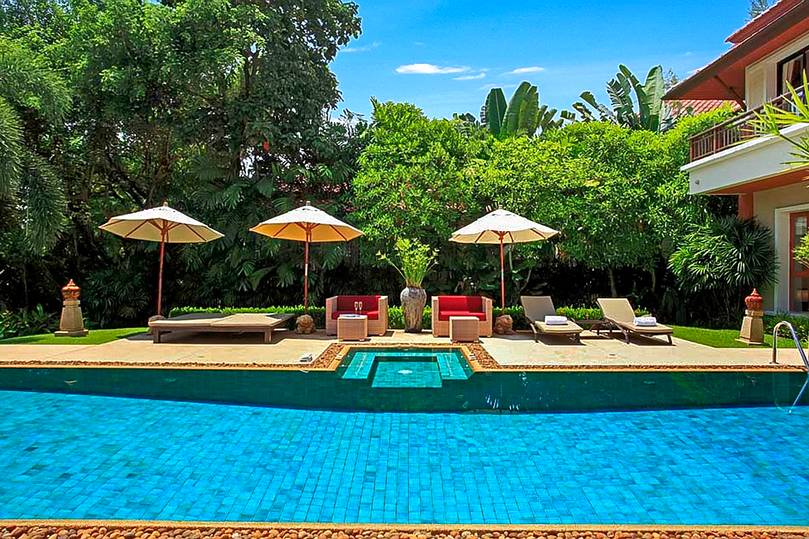 Villa Laguna Waters Phuket 6