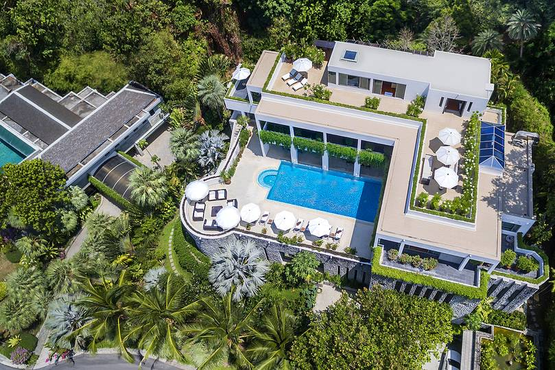 Villa One Waterfall Bay Phuket