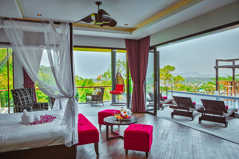 Villa Grand Luxury Time Phuket 26