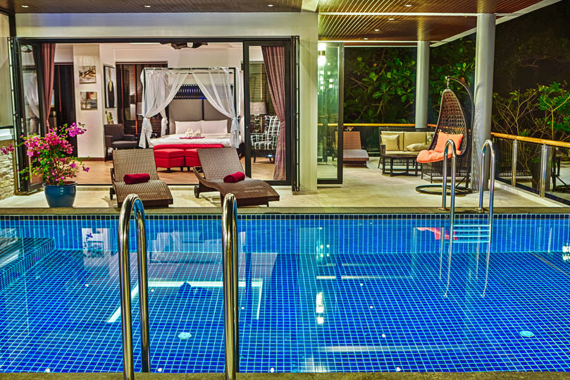 Villa Grand Luxury Time Phuket 38