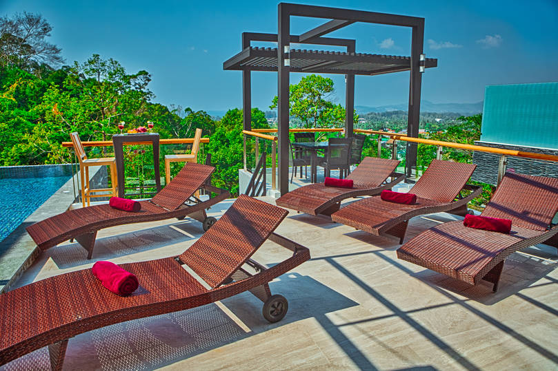 Villa Grand Luxury Time Phuket 5