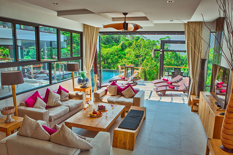 Villa Grand Luxury Time Phuket 9