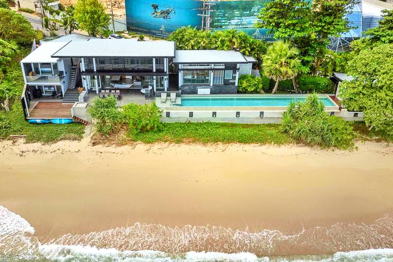 Вилла Kamala Beach House Пхукет