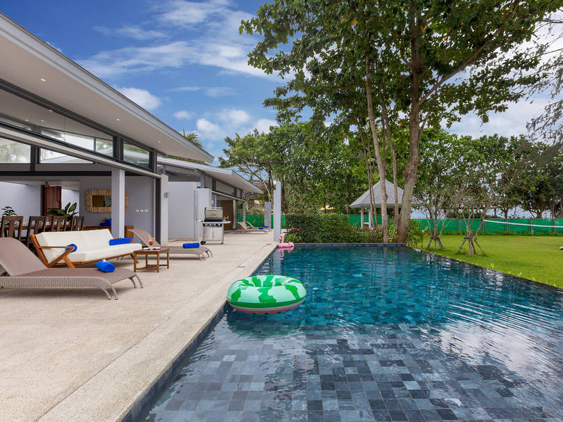 Villa Twin Villas Estate Phuket 10