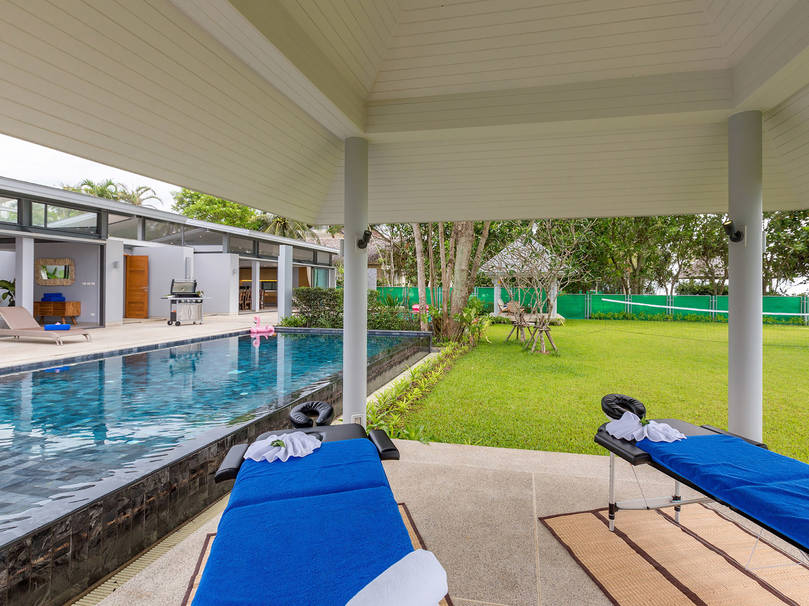 Villa Twin Villas Estate Phuket 16