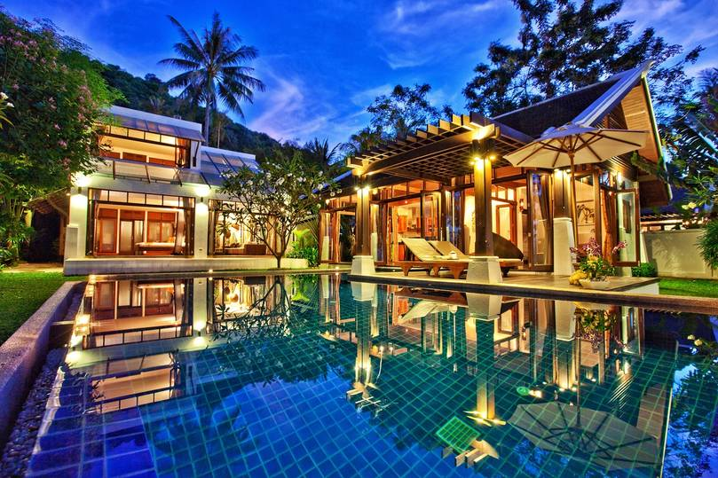 Villa Emerald Beach Samui