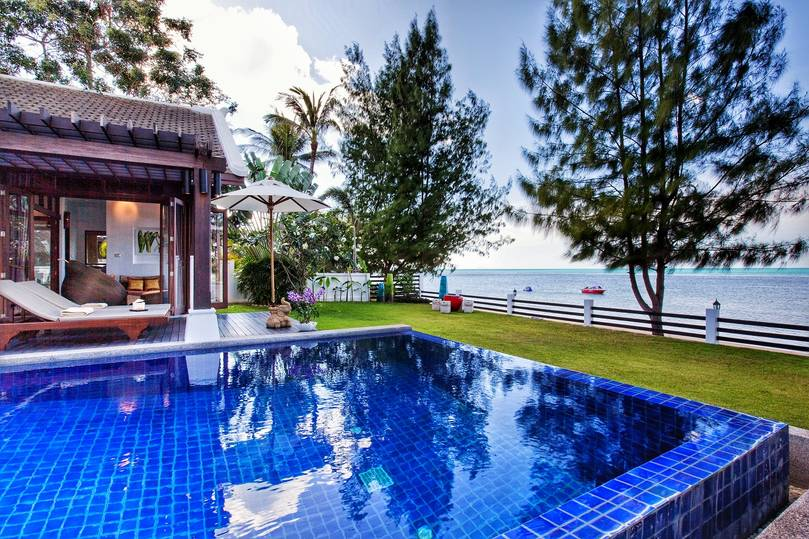 Villa Emerald Beach Samui 25