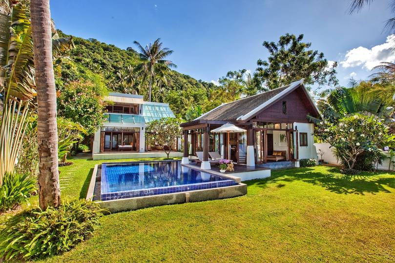 Villa Emerald Beach Samui 3
