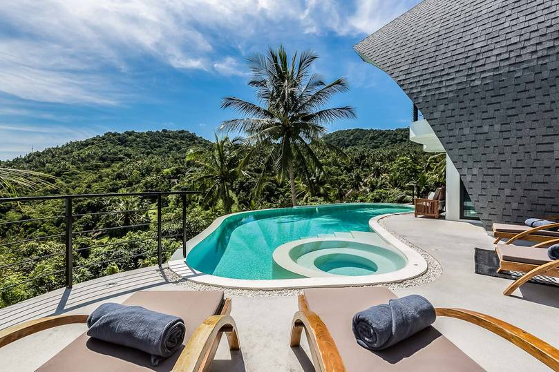 Villa Shadow Samui 5