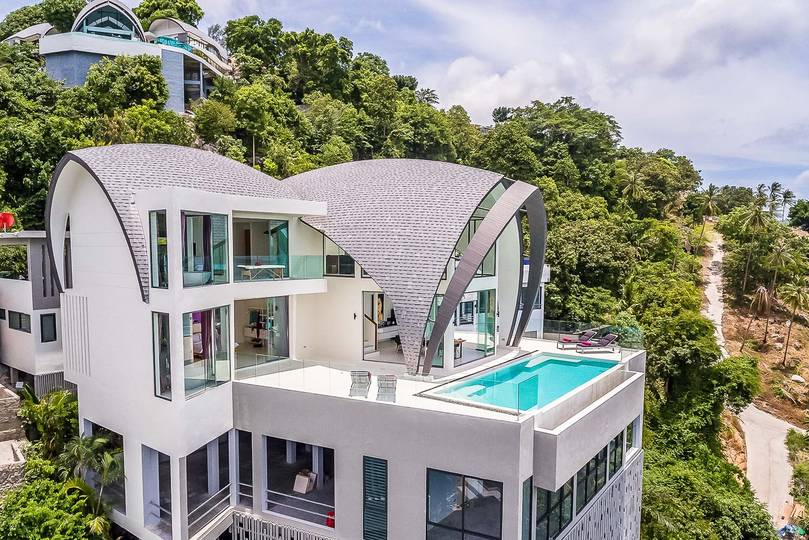 Villa Sky Dream Samui 37