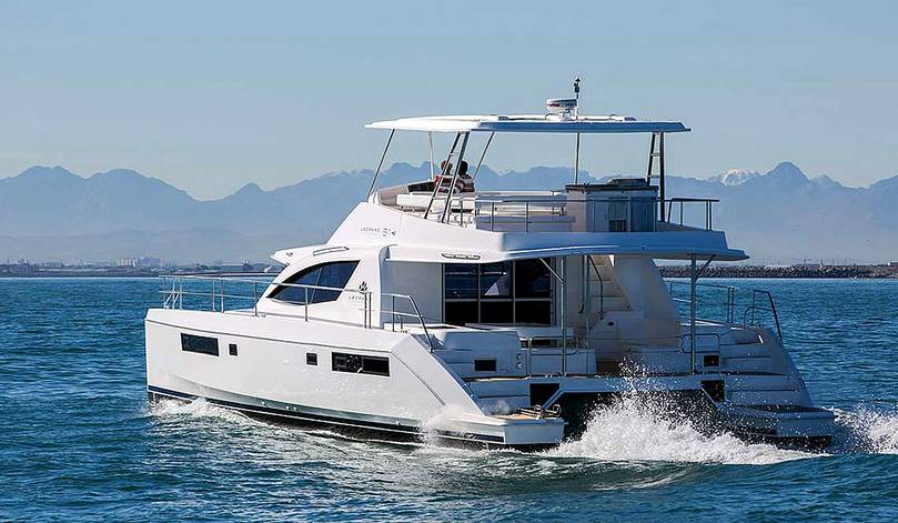 Leopard 51 ft Power Catamaran
